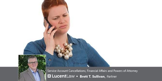 Woman on the Phone looking frustrated