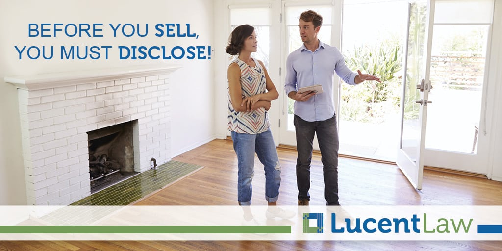 Washington Home Sellers Must Make Required Disclosures