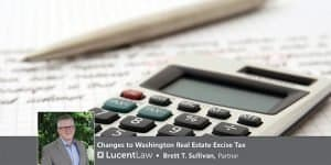 Calculator adding real estate excise tax