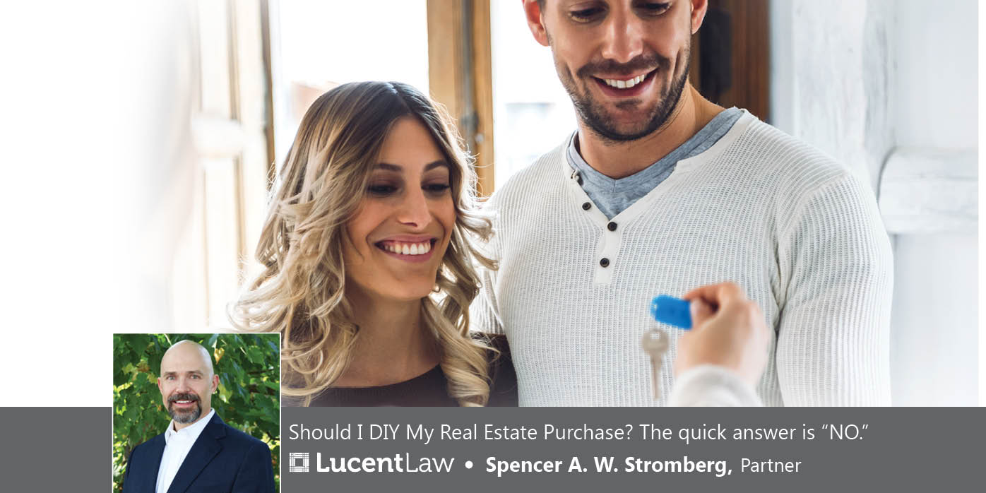 New Home Buyers Getting Keys Lucent Law