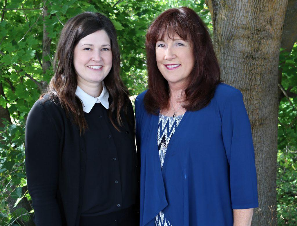 Kelsey Rychalski and Vicky Elliott Lucent Law